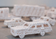 porcelain car                                                 automobile susan graham                                                 sculpture